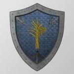 Wappen des Protektorats Xandarion im Königreich Calveron