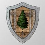 Wappen des Protektorats Thalios im Königreich Calveron