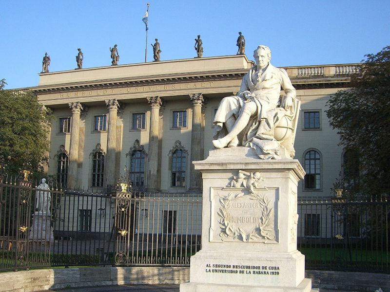 Zum Buch: Alexander von Humboldt und die Erfindung der Natur